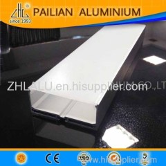 Matt Anodized Aluminium LED Strip Light Profile Aluminium Led Extrusion Corner Aluminium Led Profile