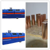 copper polishing machine buffing machine