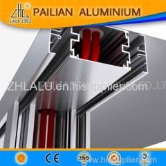 Aluminium office partition system extrusion aluminium movable partition wall office partition aluminum profile