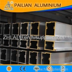 Great! ZHL aluminium Flat extrusion profiles /industial aluminium sheet in anodized finish profile in aluminum price