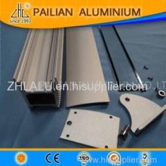 China Best Price CNC Machining LED Wall Washer Aluminum Profile