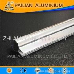 WOW!Chemical Polishing Aluminium Extrusions/crystal amber aluminum profiles/corolful polish aluminium profiles