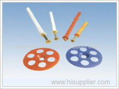 Plastic Insulation Nail/Metal Insulation Fastener Factory