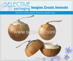 HOT AND NEW ITEM APPLE JAR WOODEN PACKAGING
