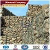 Heavy Galvanized Anti-rusted River Bank Protect Gabion Basket / Gabion Box for Retaining Wall
