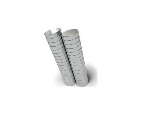 Disc Neodymium Magnets N35 20mm dia x 2mm