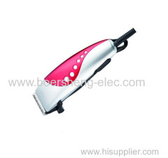 Professional AC Motor Hair Clipper with Adjustable Stainless Steel Blade