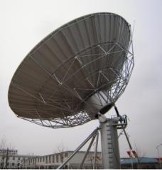 11m Cass grain earth station antenna
