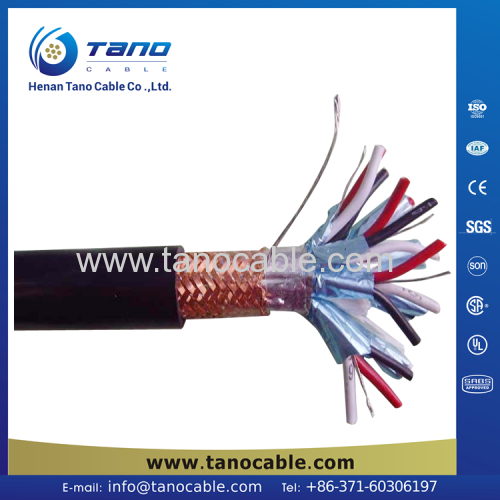 BS 5308 Instrumentation Cable 10P*2.5mm 300/500V double shielded ...