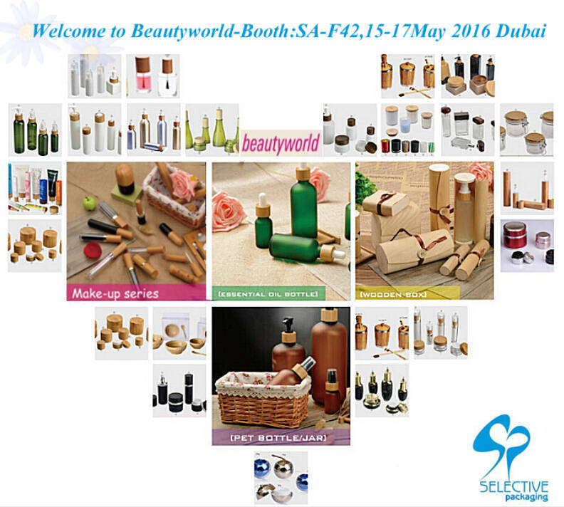Welcome to Beautyworld-Booth:SA-F42,15-17May 2016 Dubai