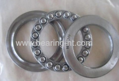 2RS seal type Suitable for high speed Thrust ball bearing