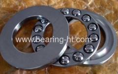 Low friction small size of Thrust ball bearing