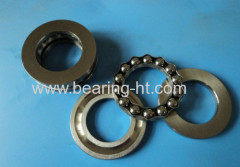 Low noise and simple structure for Thrust ball bearing