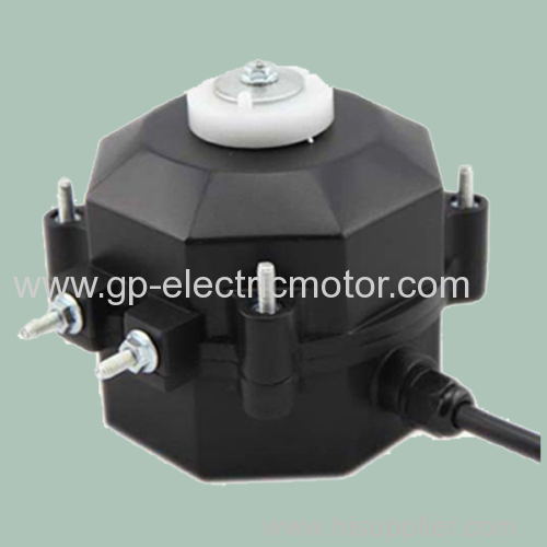 Ac shaded pole fan motor for freezers from china for Walk in freezer motor