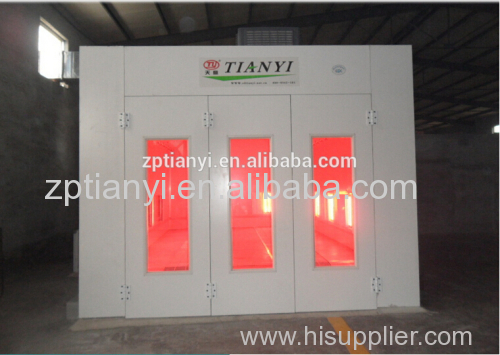 spray booth/car spray paint baking booth/used spray booth for sale