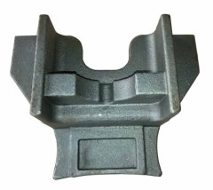 Casting of steel spare parts for cars