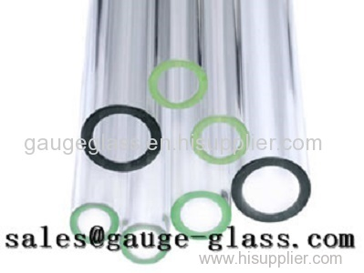 Tubular Sight Glass Used for Observing Liquid and Gas Flow.