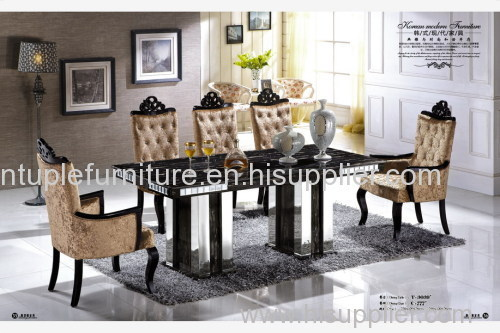 Black 10 seater marble dining table furniture t3039 for 10 seater marble dining table