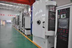 Bundelsplitser Coatings Volautomatische Precision Optical Vacuum Coating Machine