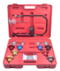 Engine Testing Tools 14 Pcs Radiator Pressure Tester and Vacuum Type Cooling System Kit