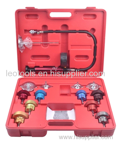0-60PSI Engine Testing Tools ATD Pressure Test Kit For Peugeot / Subaru