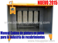 Electrostatic Powder Coating Room