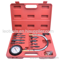 Automotive diesel compression tester kit