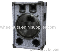 Plastic Speaker Box with Amplifier