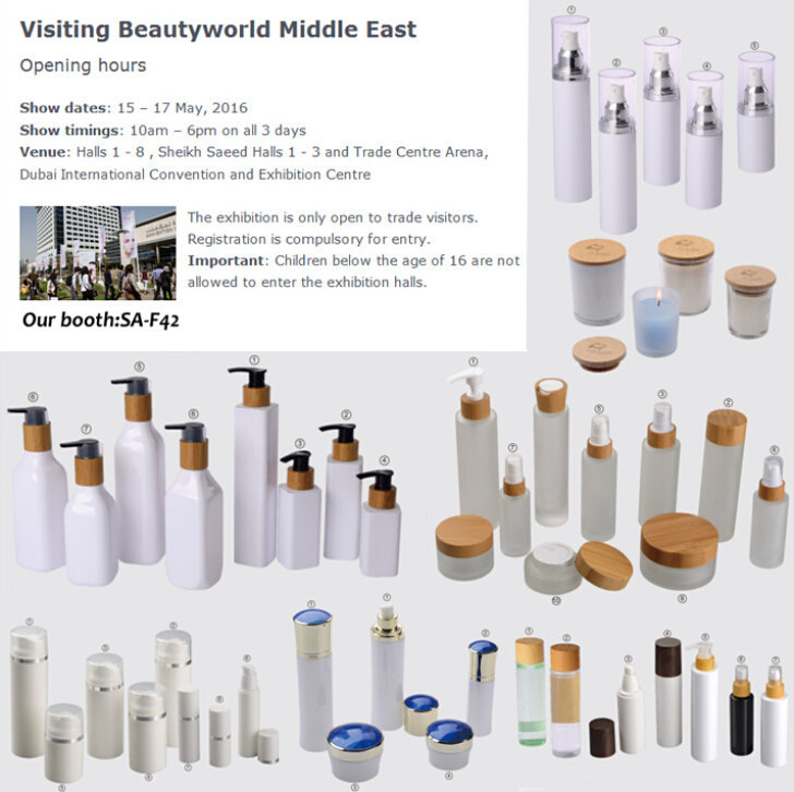 Visiting Beautyworld Middle East Opening hours