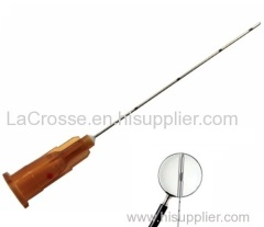 Blunt Tip Needle and Shape Tip Needle