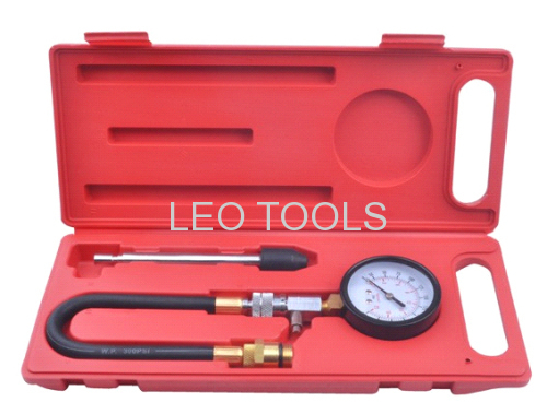 Automotive Petrol Engine Compression Tester Set