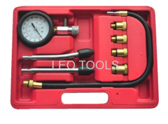 Benzin-Motor Compression Tester Kit