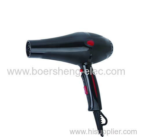 Air Collectiong and Scatterting Nozzle Type for Household Professional Hair Dryer