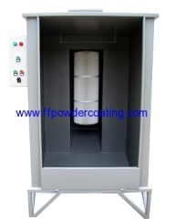 piccolo Powder Coating Cabinet