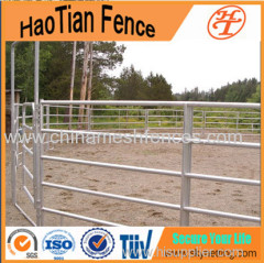 Livestock Metal Corral Fence Panels For Catttle