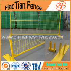 50x150mm 50X100mm Canada Temporary Fencing For Construction Sites
