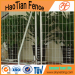 2.5mm×50mesh×1.8m Height ×2.5mLength× 25mm O.D pipea Galvanized Welded Temporary Fence