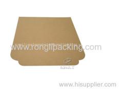 sliding plate paper slipper sheet