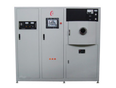 DC magnetron sputtering systeem Coating Machine voor Coating Plastic Products