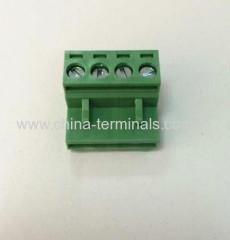 Kaufen steckbaren Klemmenblock Online Pitch 5.0mm 24 -14AWG 16A