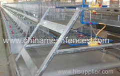 Industrial Farm Welded Mesh Rabbit Cage