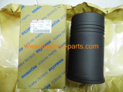 Komatsu engine spare parts excavator liner 6150-21-2221