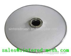 Sintered Metal Filter Disc