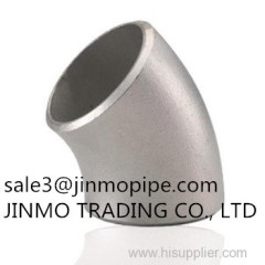 pipe fittings elbows 45
