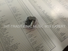 GERMAN PULL STRING MUSIC BOX PARTS