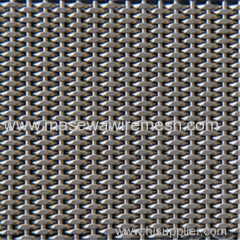 Decorative architectural mesh for elevator