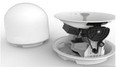 SC30 & SL30 Maritime Satellite TV Receive Antenna