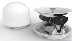 SC45 & SL45 Maritime Satellite TV Receive Antenna