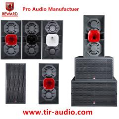 Horn Loaded Long Distance Loudspeaker Pa Speaker