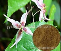 Low price supply Natural Epimedium Breviconum P.E. Icariin 10%20%98%Horny Goat Weed Extract